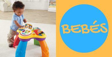 Juguetes educativos para bebés