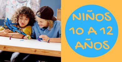 Juguetes educativos para niños de 10 a 12 años
