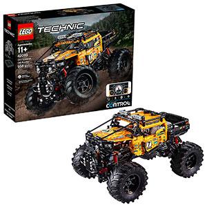 LEGO Technic - Todoterreno Radical 4 x 4, Juguete de construcción de Coche Controlado por App, Novedad 2019 (42099)