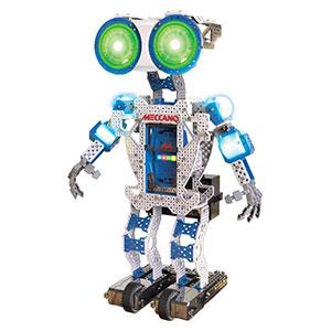 Meccano 61921766 - Robot Personal Meccanoid 2.0