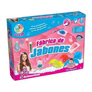 Fábrica de jabones - juguete científico y educativo - Science4you