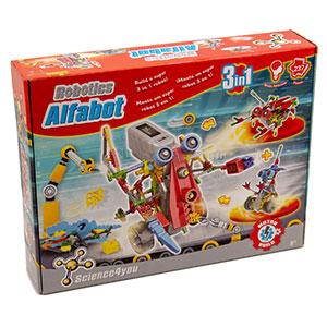 Science4you-Robotics Robotics Alfabot 3