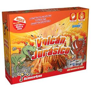 Volcán jurásico - Science4you