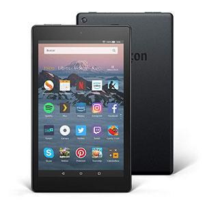 Tablet Fire HD 8 | Pantalla HD de 8 pulgadas, 16 GB, negro
