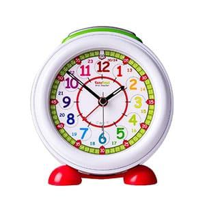 EasyRead time teacher Reloj Despertador Infantil luz Nocturna y Esfera Arco Iris en Formato de 24 Horas