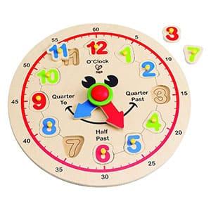 Hape - Reloj Hora Feliz