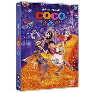 Coco (DVD) - Película animada