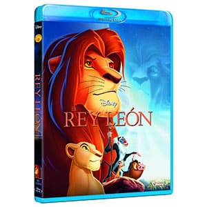 El Rey León (Blue-Ray) - Disney