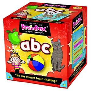 Green Board Games - BrainBox ABC