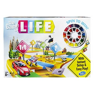 Hasbro Gaming 04000 - The Game of Life