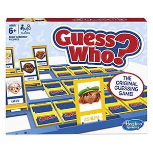 Hasbro - Juego «¿Quién es Quién?»Juego clásico