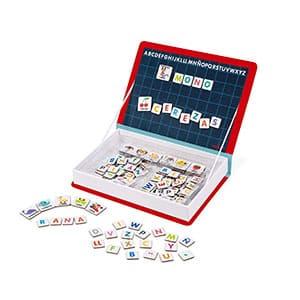 Janod - Magneti'Book Alfabeto educativo