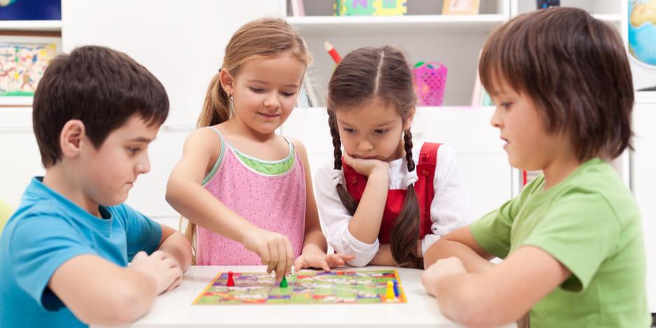 Juegos de mesa para niños de 6 a 9 años