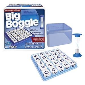 Hasbro - Big Boggle - Versión francesa