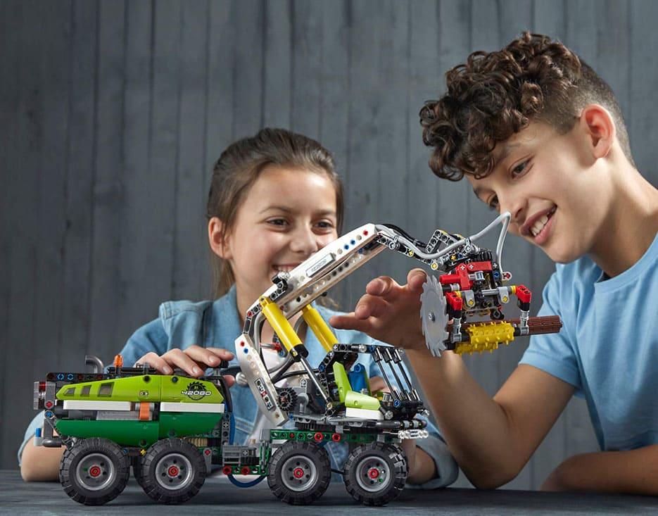 Lego para niños de 10 a 12 años