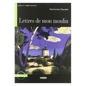 Lettres de mon moulin. Con CD Audio