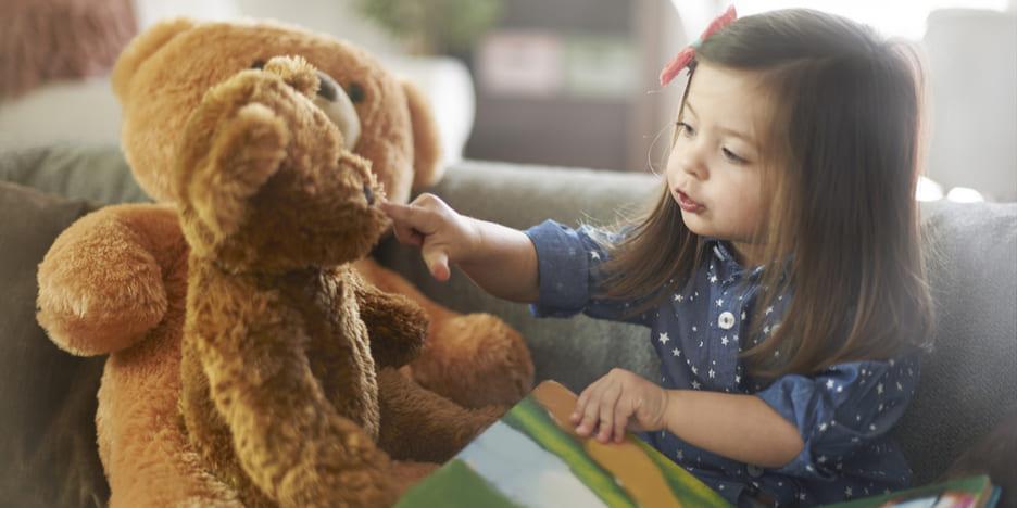 Juguetes para el desarrollo afectivo de niños en educación infantil