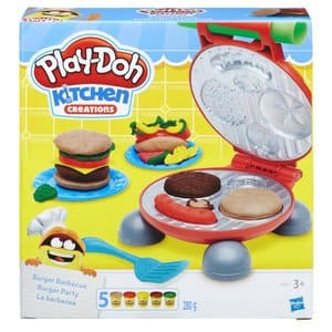 Play-Doh-B5521EU6 La Barbacoa