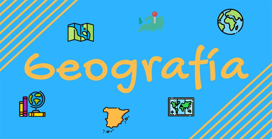 Juguetes de geografía