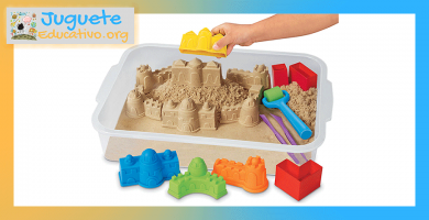 Los 7 mejores juguetes de arena kinética